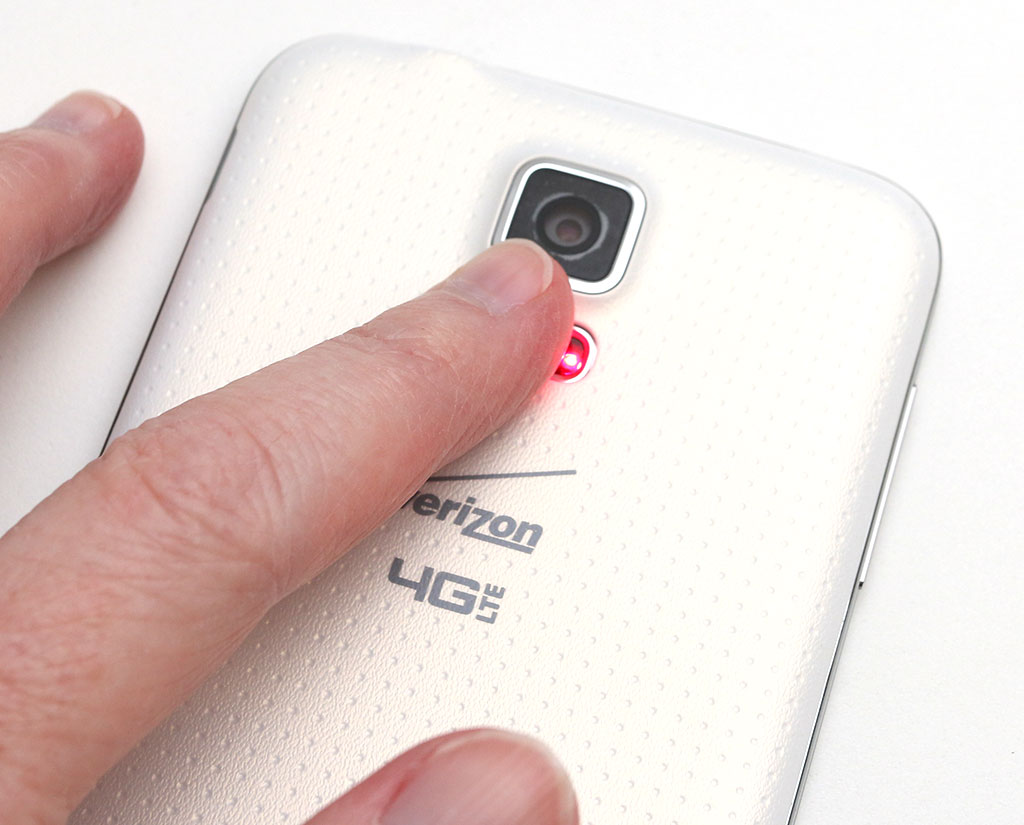 Samsung Galaxy S5 Android smartphone review