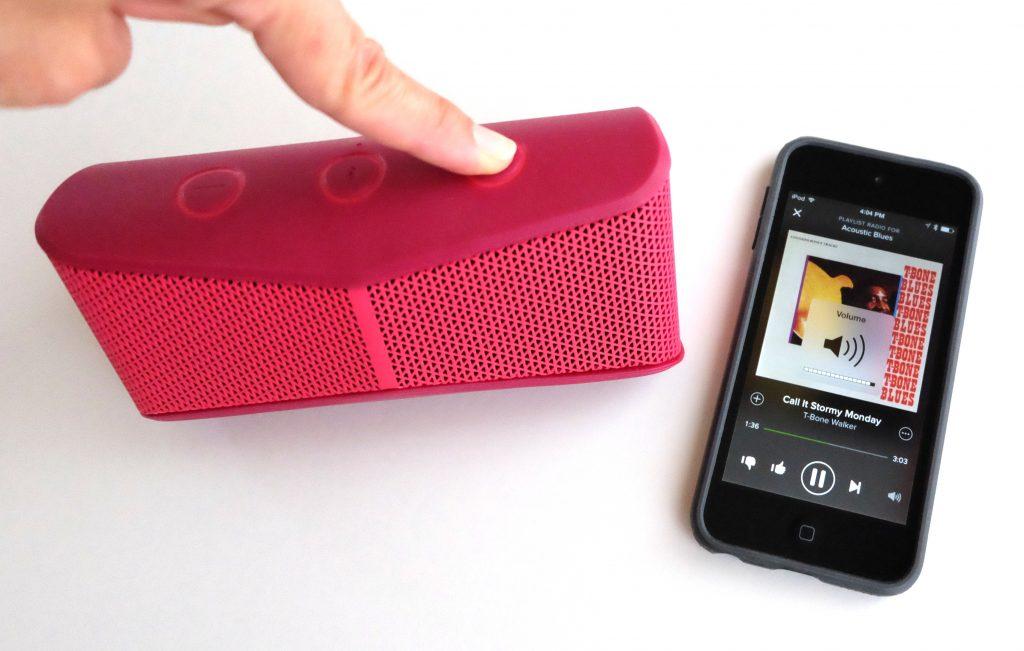 Logitech x300 Mobile Wireless Stereo Speaker review – The
