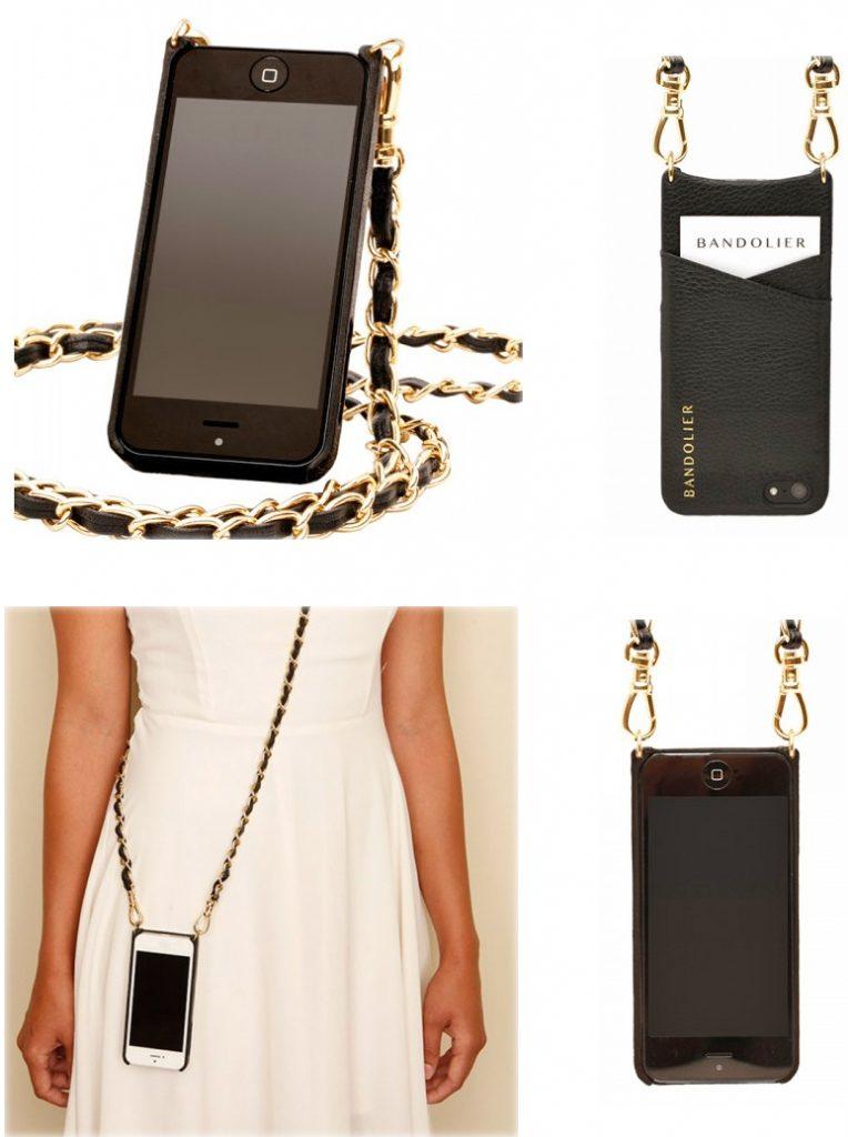 Bandolier Style Iphone Case