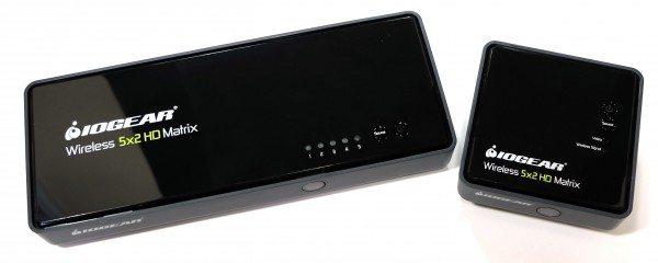 Iogear wireless matrix 1