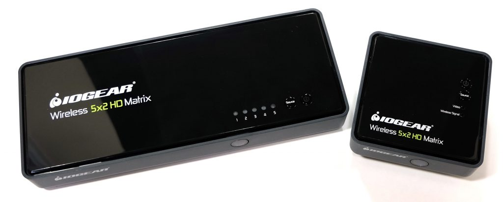Iogear wireless matrix 1