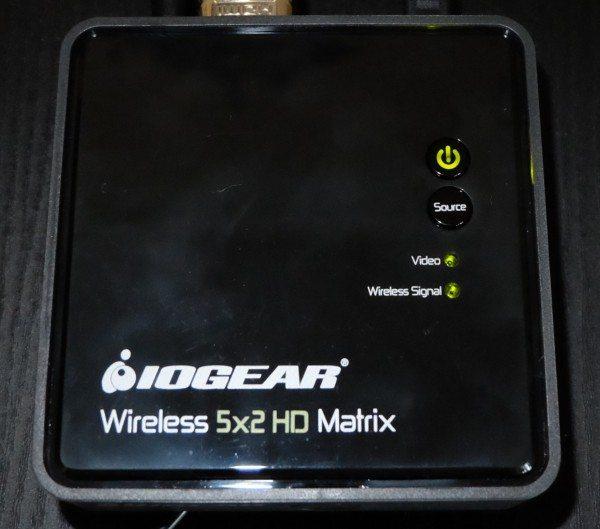 Iogear wireless matrix 11