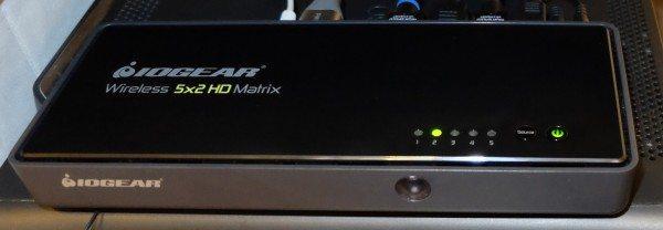 Iogear wireless matrix 11a
