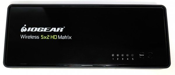 Iogear wireless matrix 2