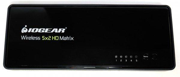 Iogear wireless matrix 2