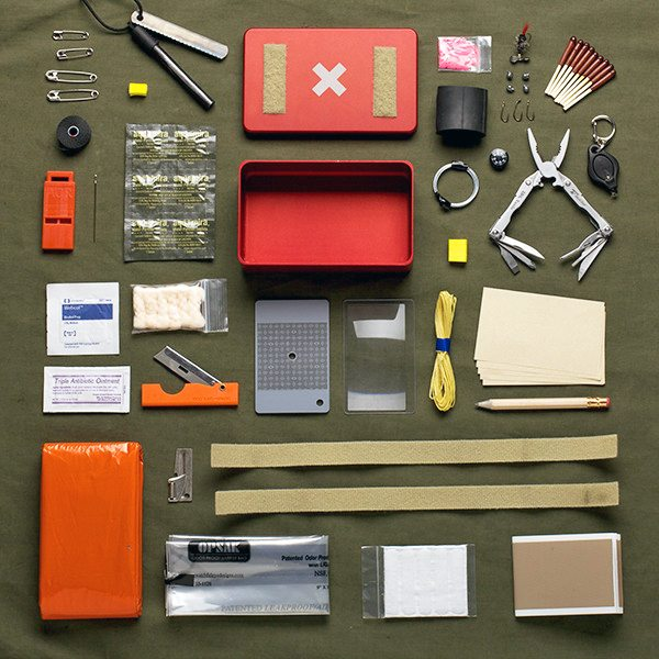 You can even cook in this emergency preparedness kit – The Gadgeteer