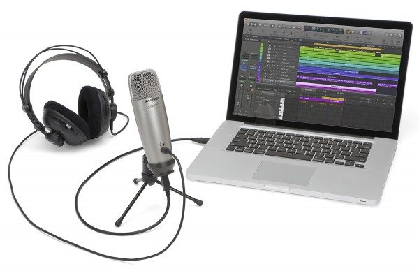 Samson CO1U Pro mic 01