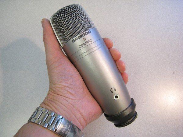 Samson CO1U Pro mic 04