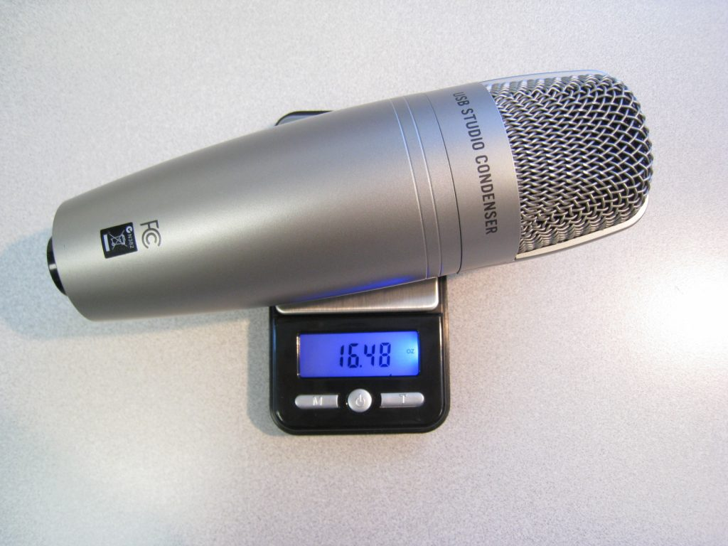 Samson C01u Pro Usb Microphone Review The Gadgeteer
