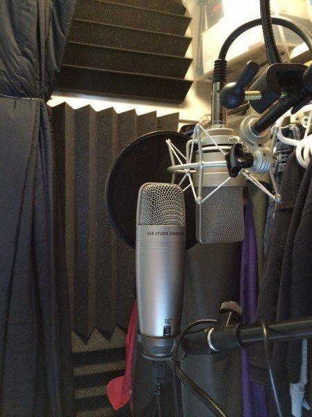 Samson CO1U Pro mic 11