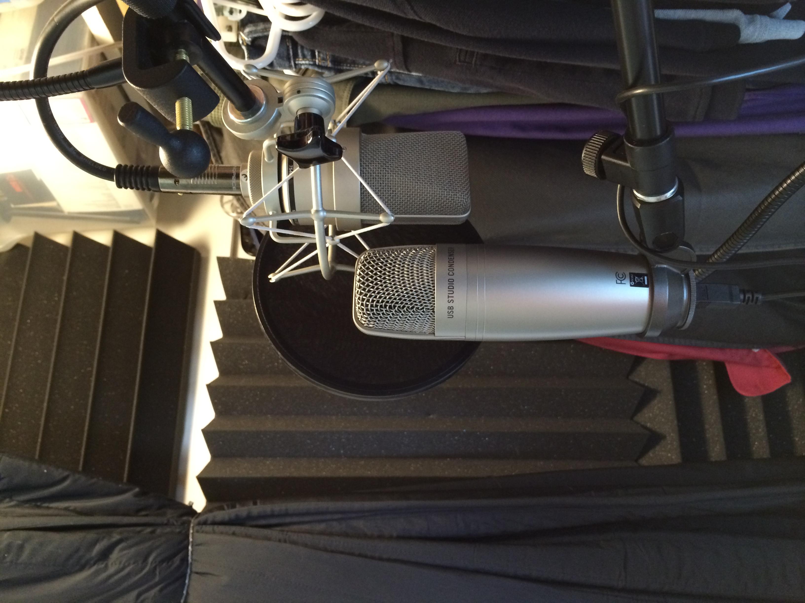 Samson C01u Pro Usb Microphone Review The Gadgeteer
