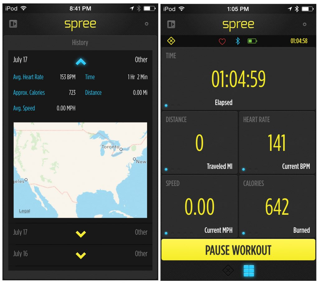 Spree Fitness Monitor review – The Gadgeteer