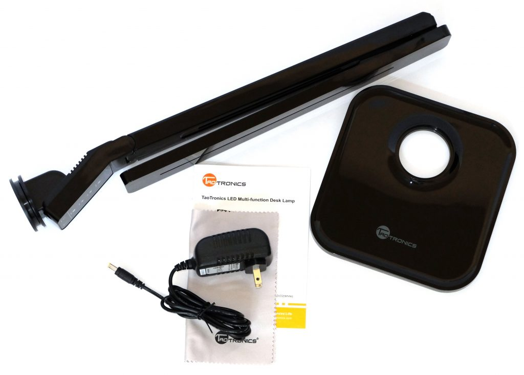 TaoTronics Elune Dimmable LED Desk Lamp review – Led Desk Lamps Reviews