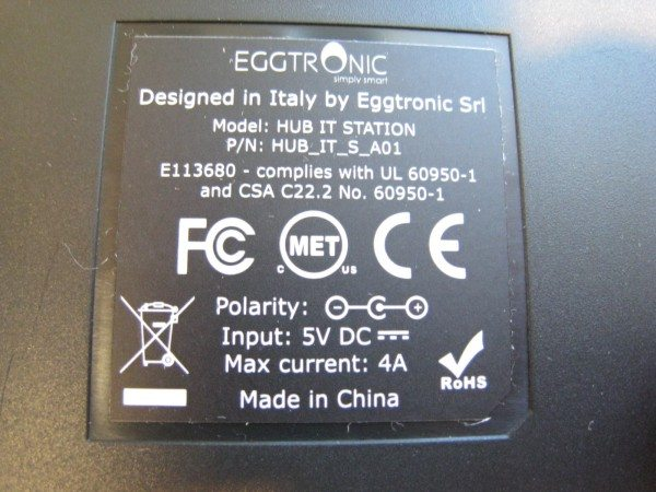 eggtronic hub it 11