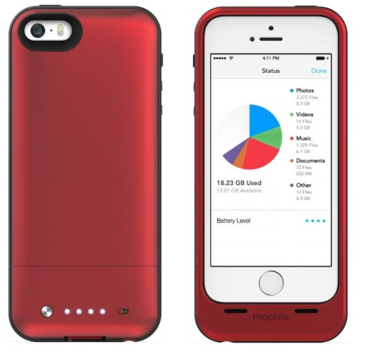 mophie space 64gb iphone 5 2