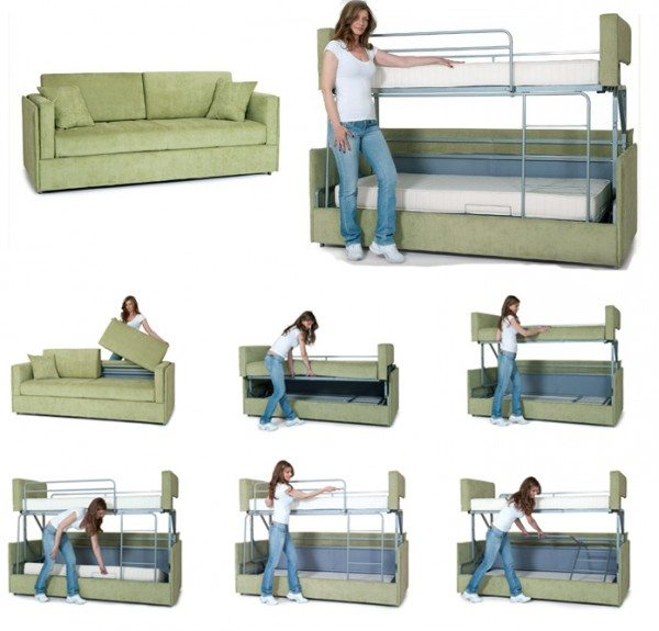 Couch that turns into a bunk bed for sale transforming sofa bunk bed expand furniture a bunk Couches that turn into bunk beds for sale
