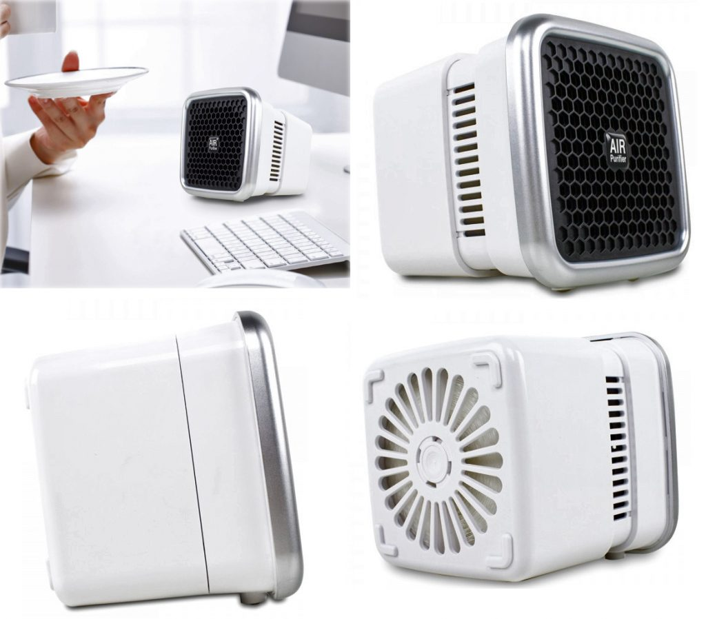 Satechi USB Portable Air Purifier and Fan