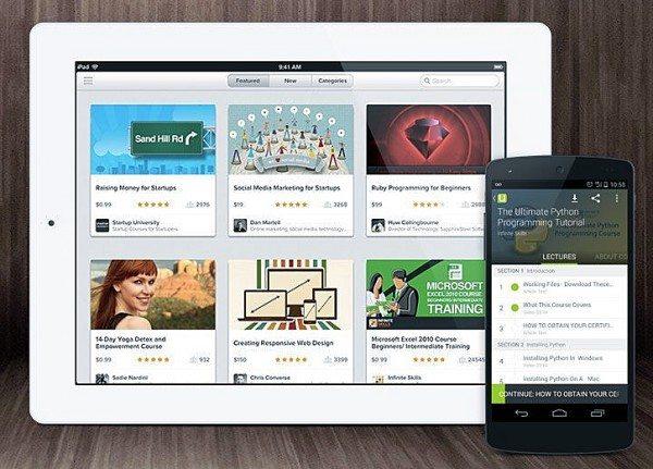 udemy-learning-app