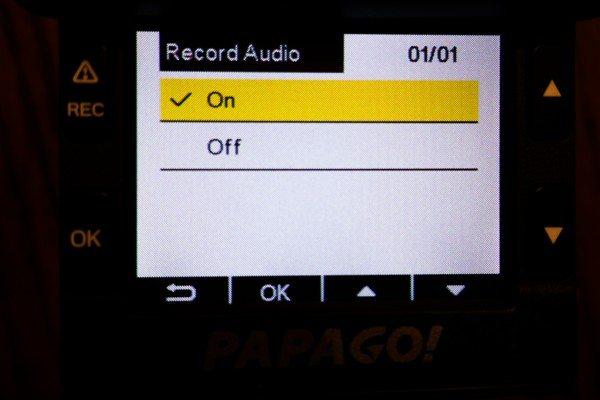 13) Record Audio