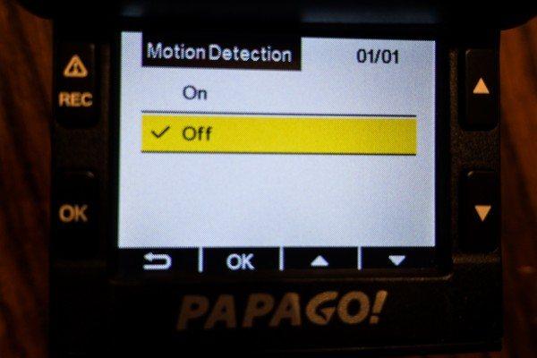 26) Motion Detection