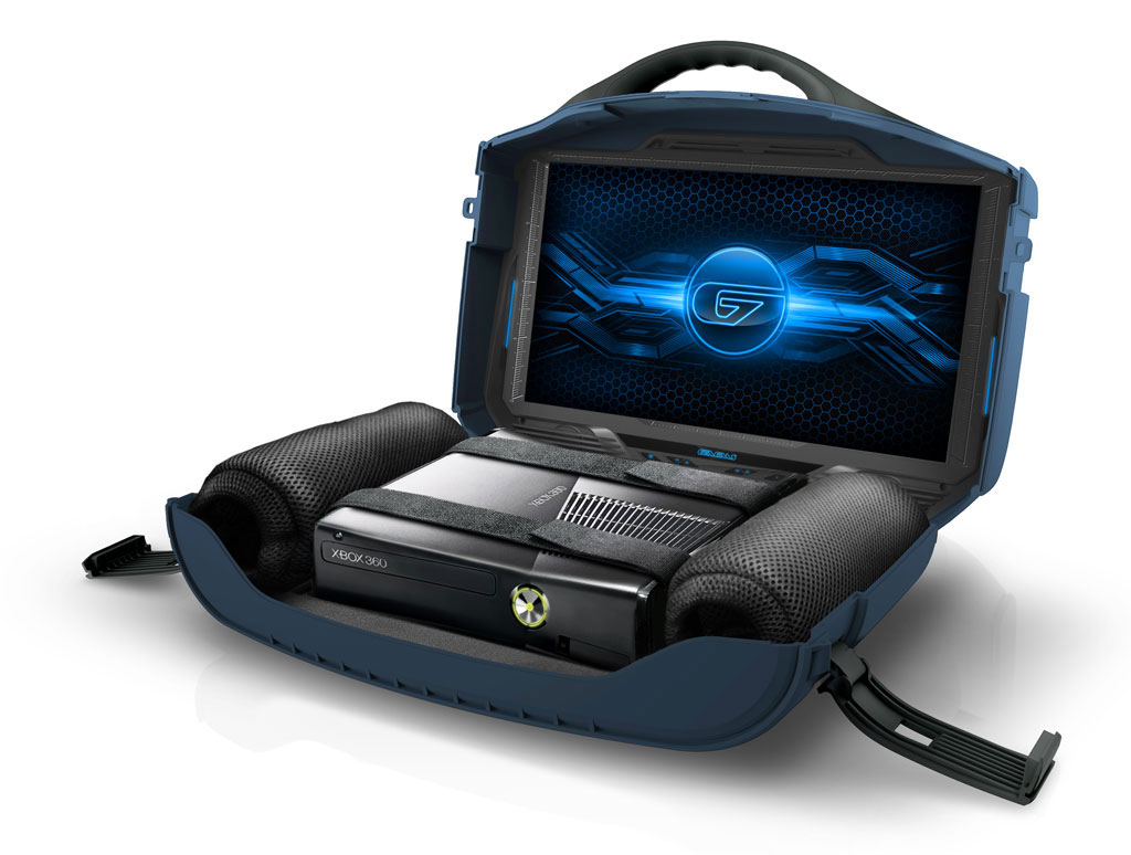 Xbox Travel Case With Screen