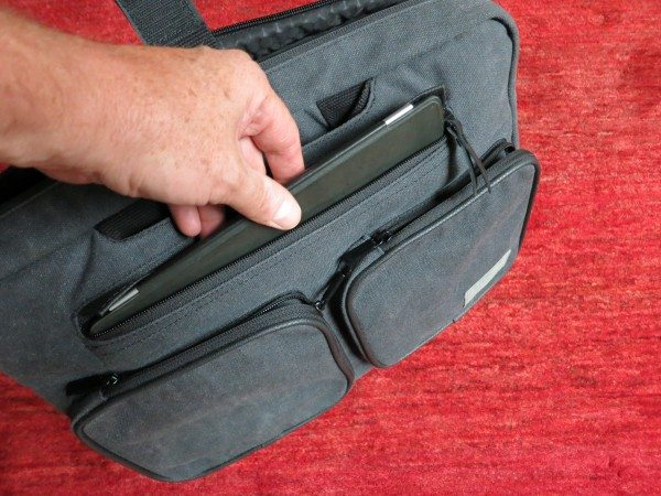 HEX iPad pocket