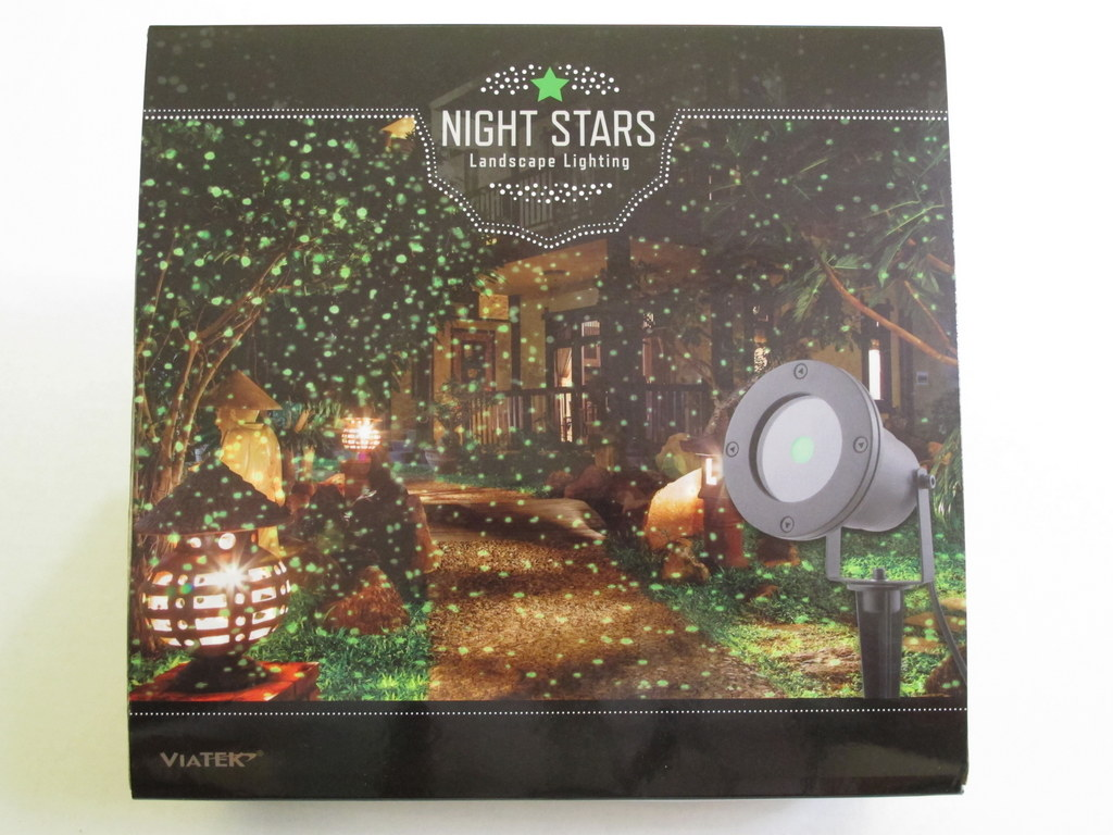 Viatek Night Stars Landscape Lighting Review The Gadgeteer