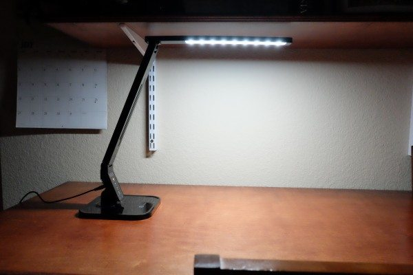 TaoTronics LED lamp reading 2