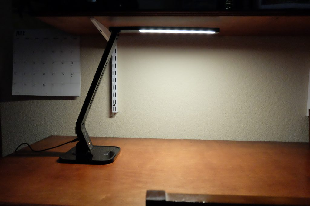 taotronics elune dimmable led desk lamp review. Black Bedroom Furniture Sets. Home Design Ideas