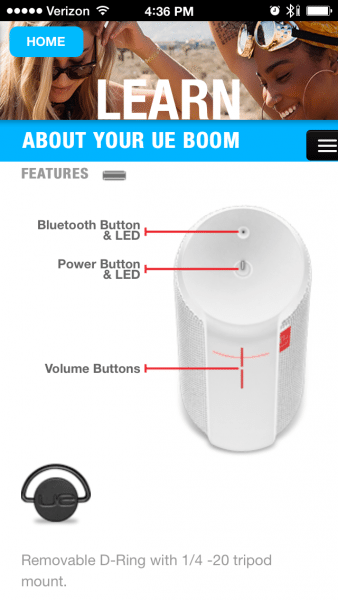 how to check firmware version on logitech squeeseboc boom