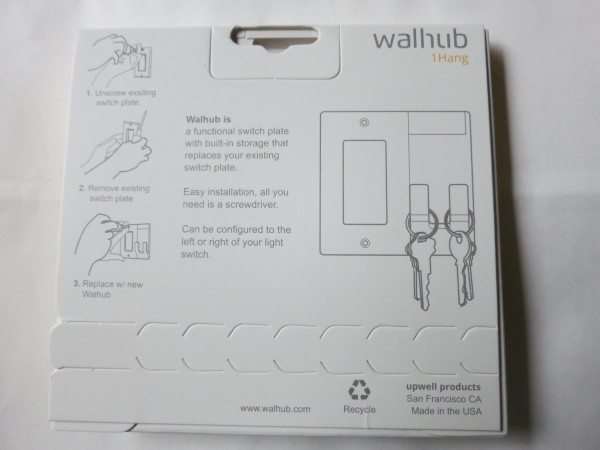 Walhub 1Hang package rear