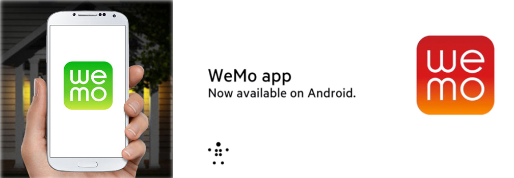 The Android app for Belkin's WeMo line of home automation