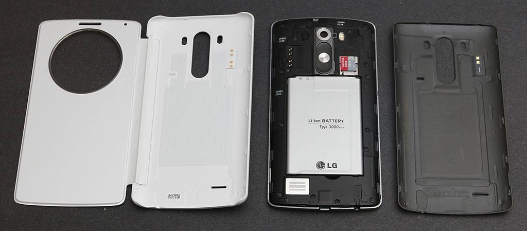 Lg G3 Quick Circle Qi Wireless Charging Cover Review The Gadgeteer