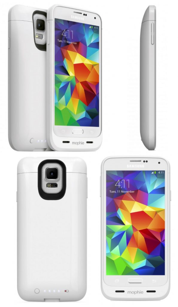 wholesale dealer 502c1 7e235 The new mophie juice pack is just for the Galaxy S5 – The Gadgeteer