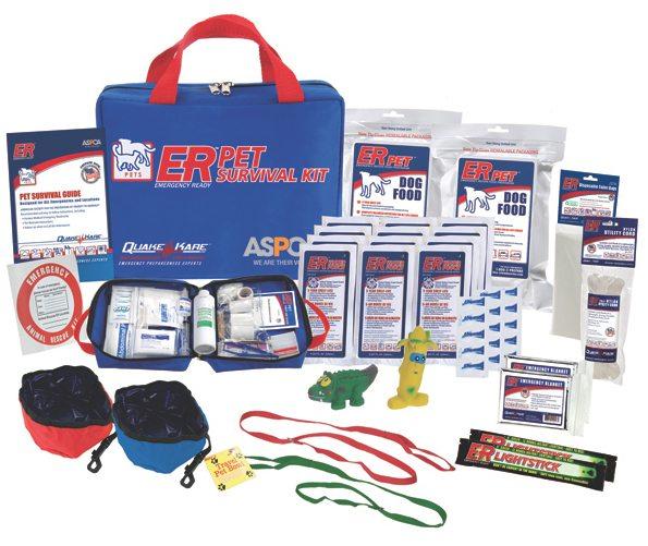 quake kare pet emergency preparedness kits 2