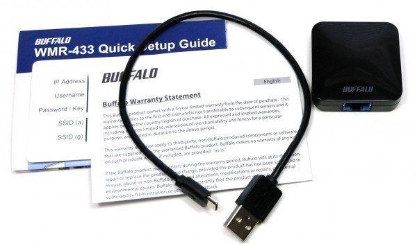 Buffalo wireless travel router 1b