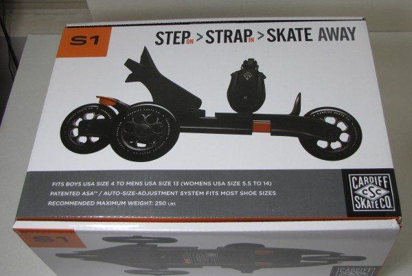 Cardiff Skates S1-2