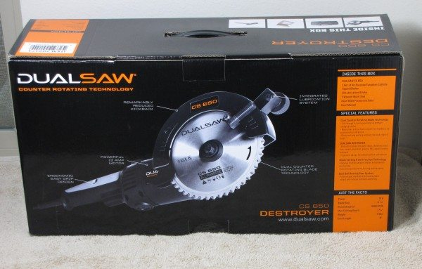 DualSaw Destroyer CS 650-2