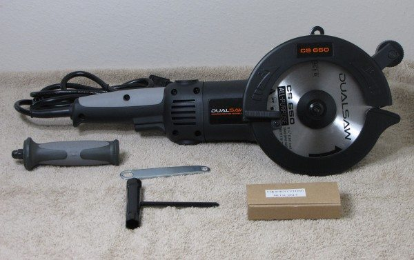 DualSaw Destroyer CS 650-4