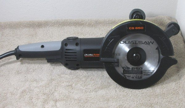 DualSaw Destroyer CS 650-6