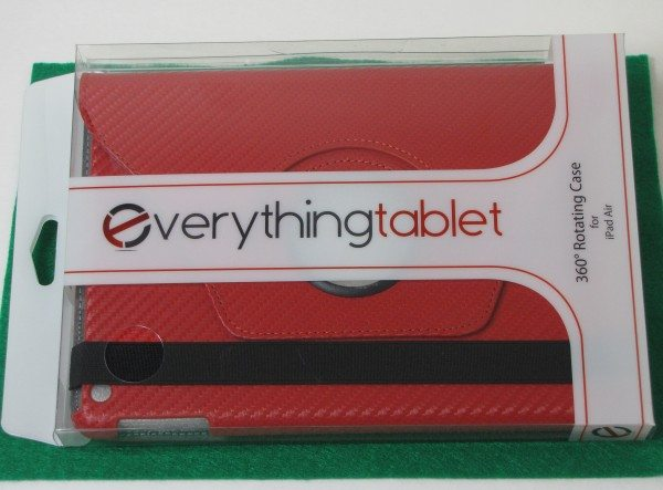 Everything Tablet 360 case for iPad Air-2