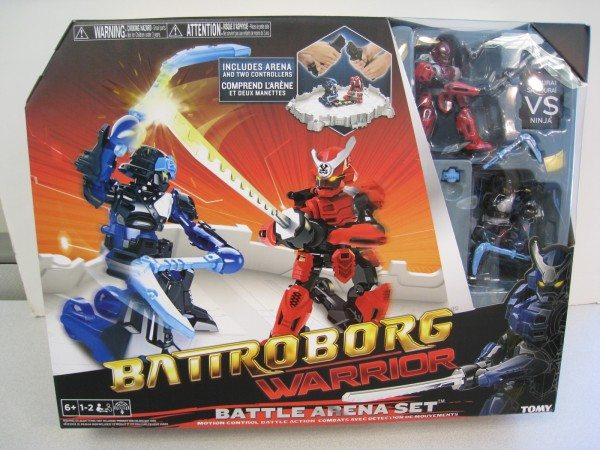 battroborg warrior 01