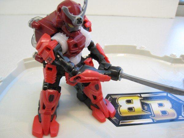 battroborg warrior 12
