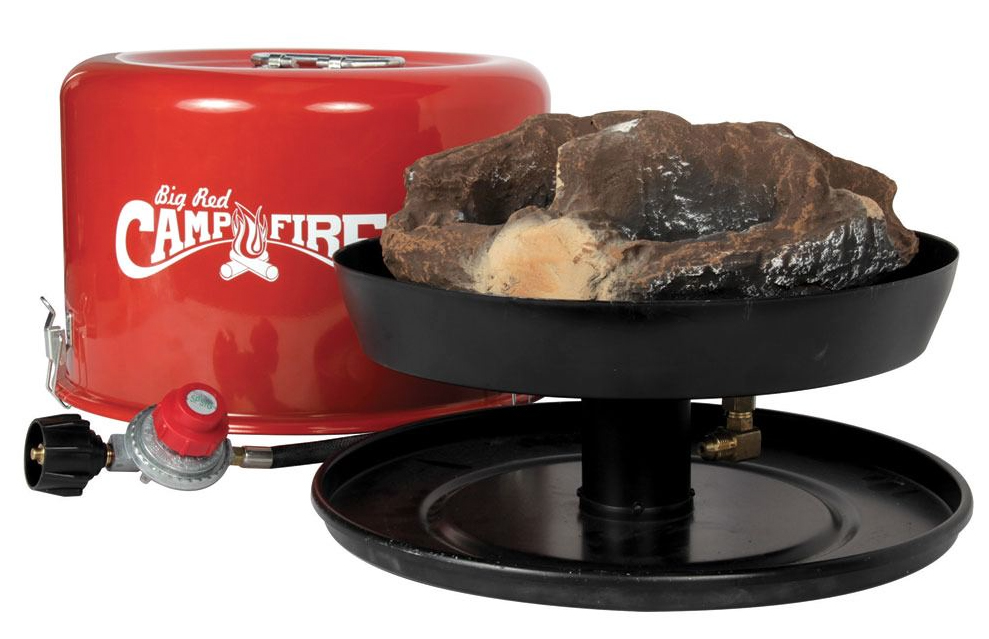 Safely enjoy a campfire anywhere - The Gadgeteer