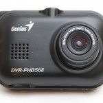 Genius DVR-FHD568 FHD dash cam review
