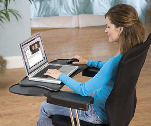 Sit Comfortably In Front Of Your Computer Even If You Don