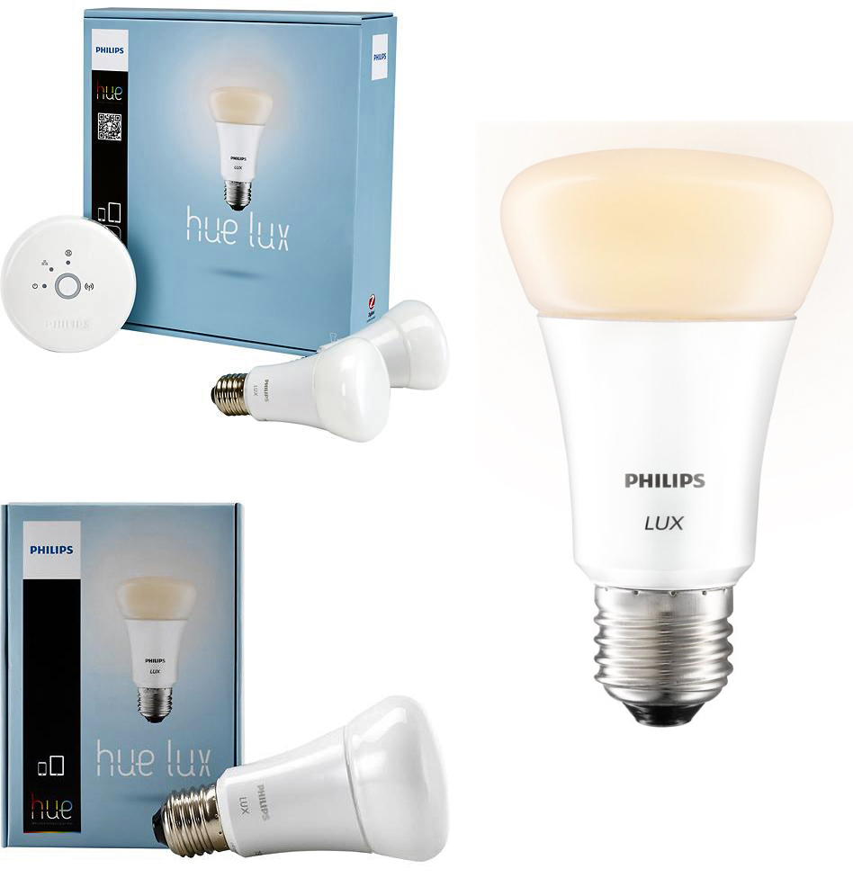 Philips now offers a warm-white LED bulb for their Hue ...