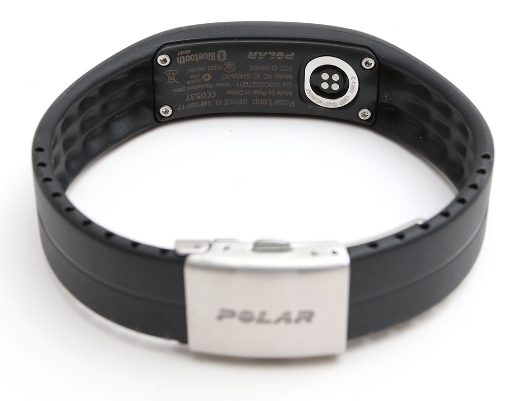 how to change time on polar loop