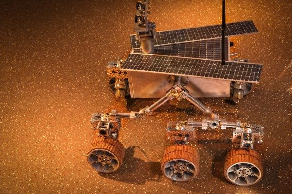 1409020 Mars Rover