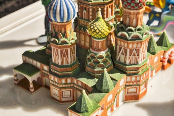 1409020 Shapeways Kremlin